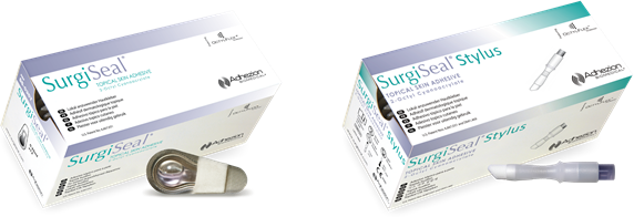 SurgiSeal and SurgiSeal stylus boxes