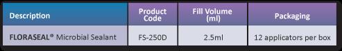 Floraseal product description